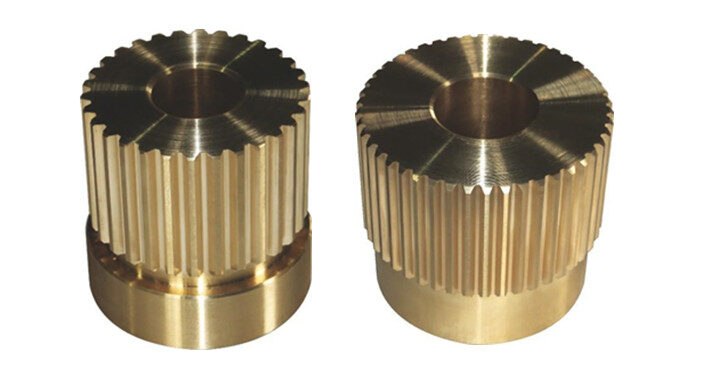 CNC for Gearbox