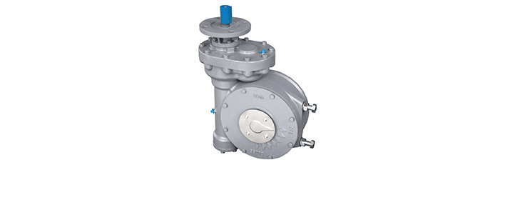 Electric Worm Gearbox: TBG-SD