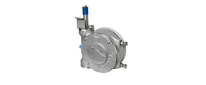 Manual Worm Gearbox: TBWG